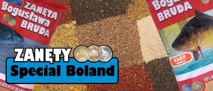Zanęty SPECIAL BOLAND