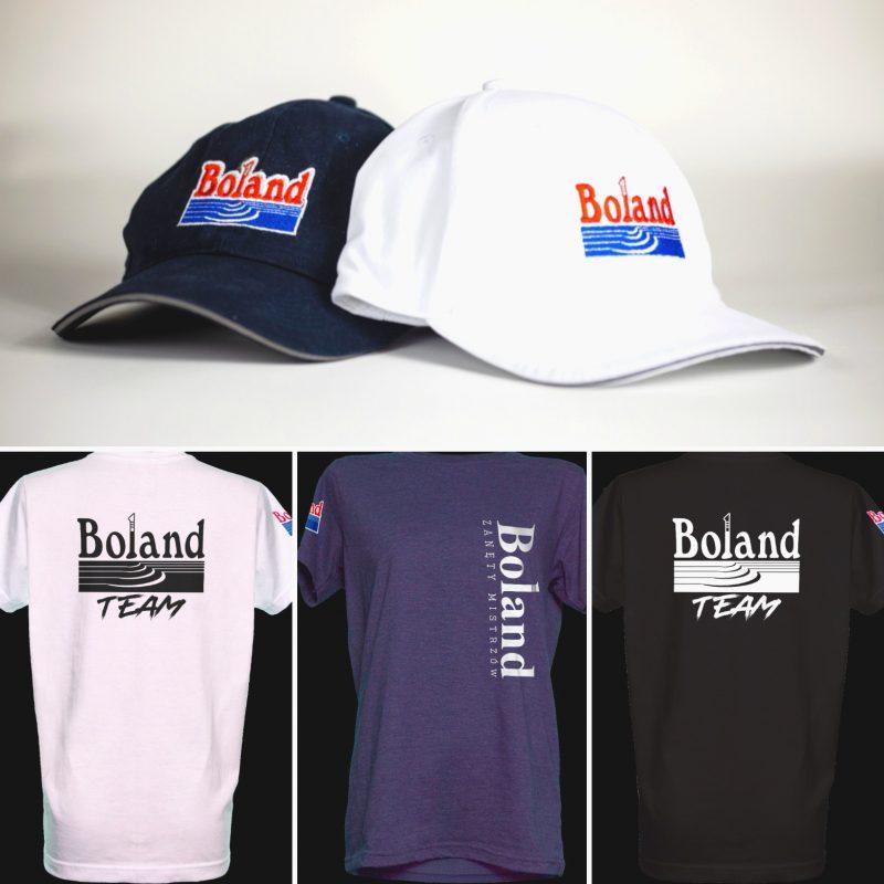 Odzież Team Boland